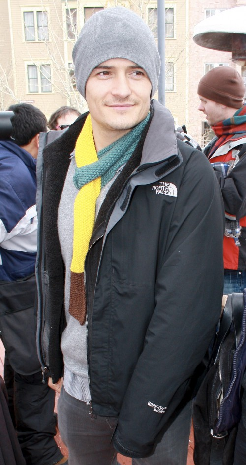 Orlando Bloom at the 2009 Sundance Film Festival in Park City, UT