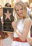 Cameron Diaz gets honored with a star in thne Hollywood Walk Of Fame in front of the Egyptian Theatre in Hollywood, Ca