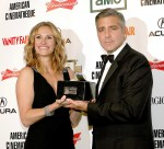 George Clooney Receives 21st Annual American Cinematheque Award