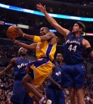 Los Angeles Lakers play the Washington Wizards at the Staples Center